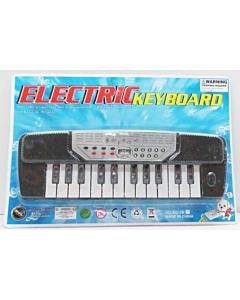 Klaver Electric Keyboard BO-2B / 28cm